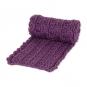 Deko-Strickband, Farbe: violet