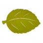"Filz-Deko ""Herbstblatt"", Farbe: Schilfgrün"