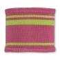 """Strickschlauch """"Streifen"""", Farbe: pink/grün"""