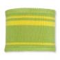 """Strickschlauch """"Streifen"""", Farbe: grün/gelb"""