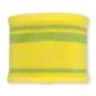 """Strickschlauch """"Streifen"""", Farbe: gelb/grün"""