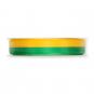 Nationalband, Farbe: Gelb/Grün