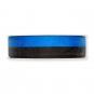 Nationalband, Farbe: Blau/Schwarz