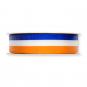 Nationalband, Farbe: Blau/Weiß/Orange
