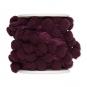 Pompon-Band, Farbe: violet