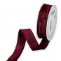 Standard Drahtkantenband, Farbe: Mitternachtsrot (500)