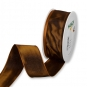 Standard Drahtkantenband, Farbe: Cognac (569)