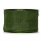 Standard Drahtkantenband, Farbe: Dunkelgrün (548)