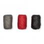 Papier-Raffia-Set 3 x 10 m, Farbe: grau/rot/schwarz