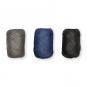 Papier-Raffia-Set 3 x 10 m, Farbe: grau/blau/schwarz
