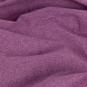 "Dekostoff ""Woll-Optik"", Farbe: violet"